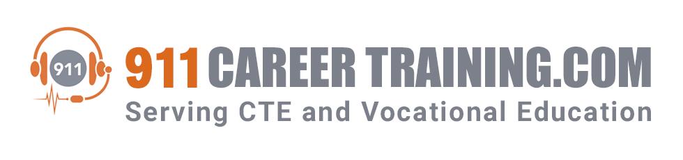 911CareerTraining.com logo