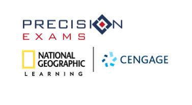 Precision Exams logo