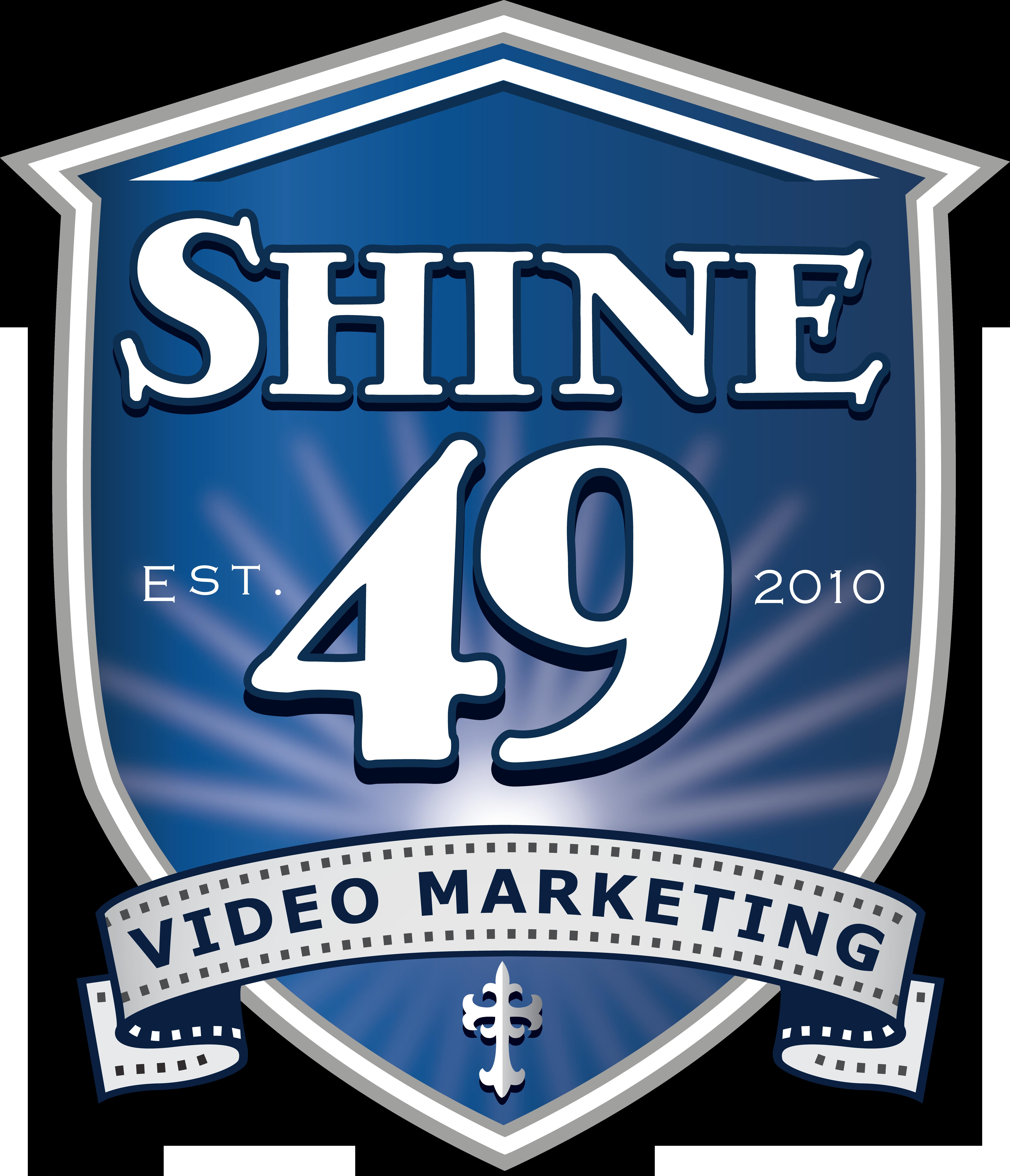 Shine 49 Video Marketing logo