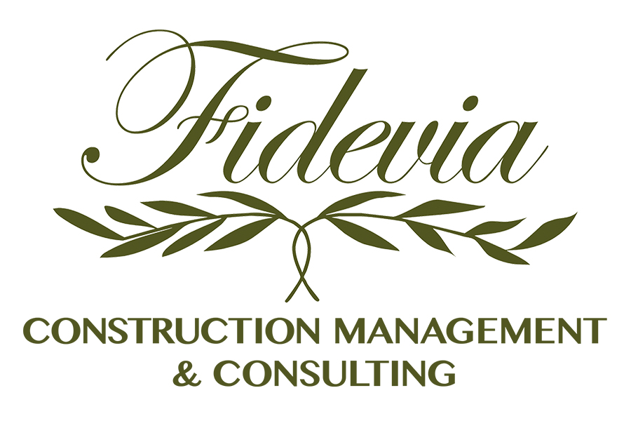 Fidevia Construction Management & Consulting Services Logo