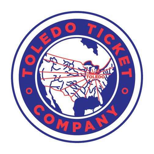 The Toledo Ticket Company logo