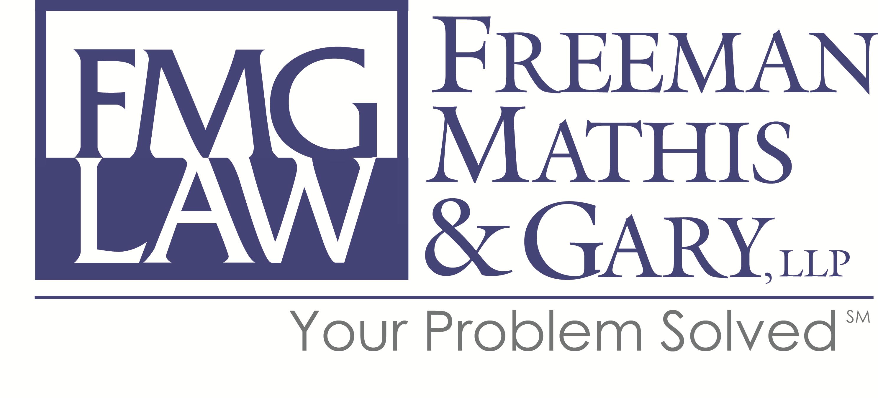 Freeman Mathis & Gary, LLP logo