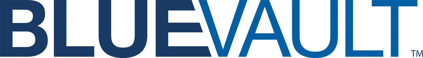 Blue Vault logo