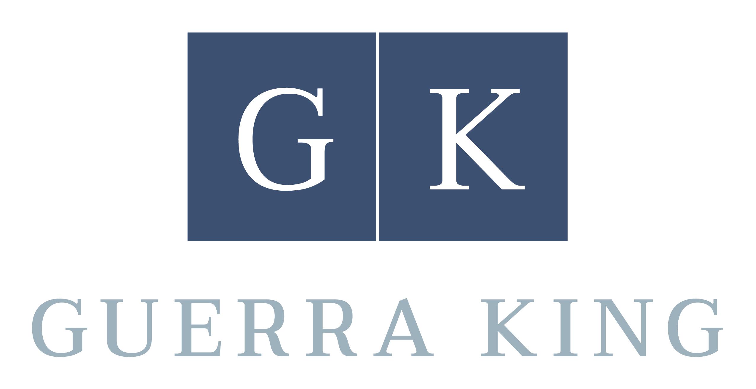Guerra King P.A. logo