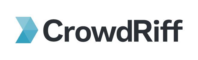 CrowdRiff logo