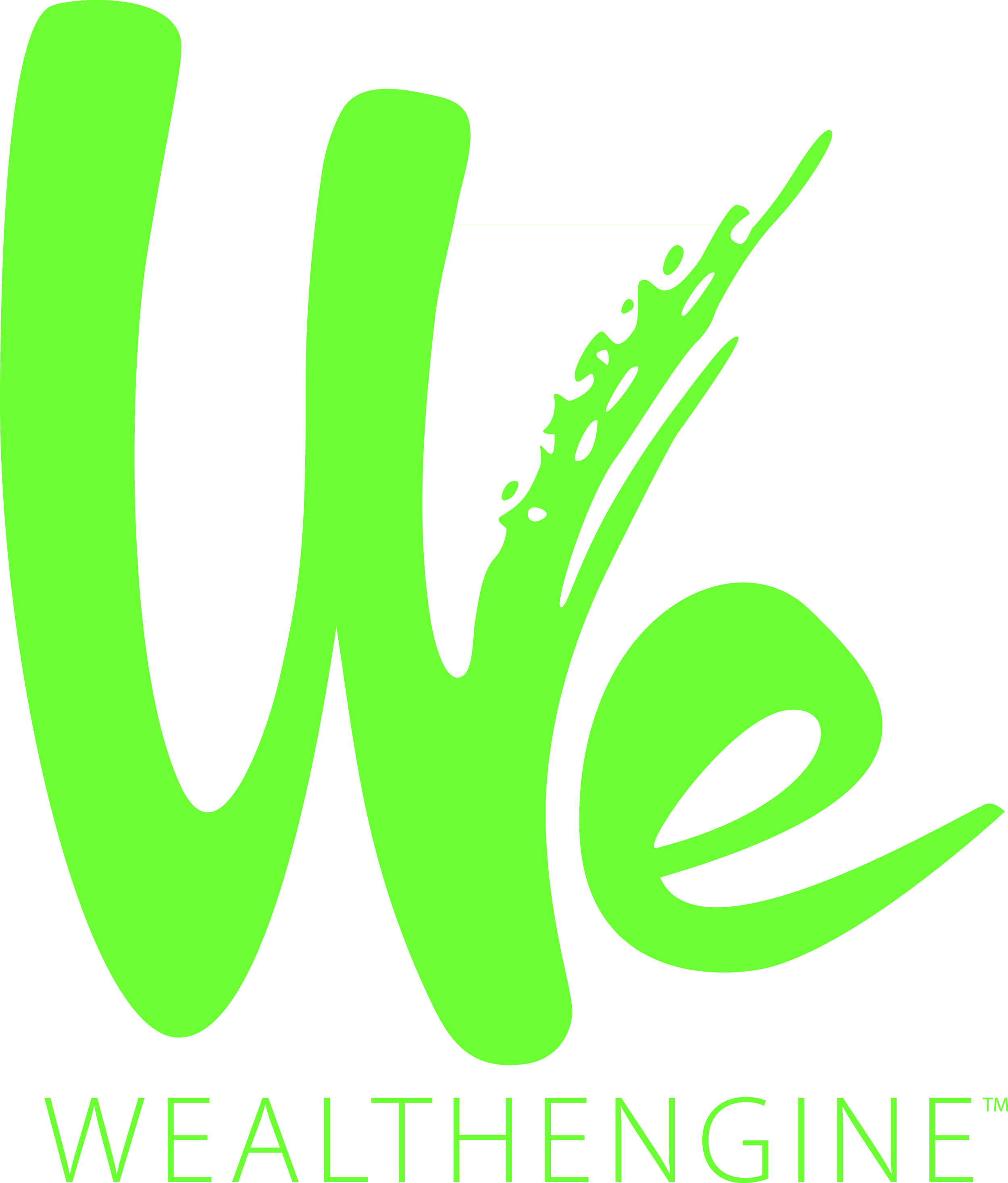 Logo of WealthEngine