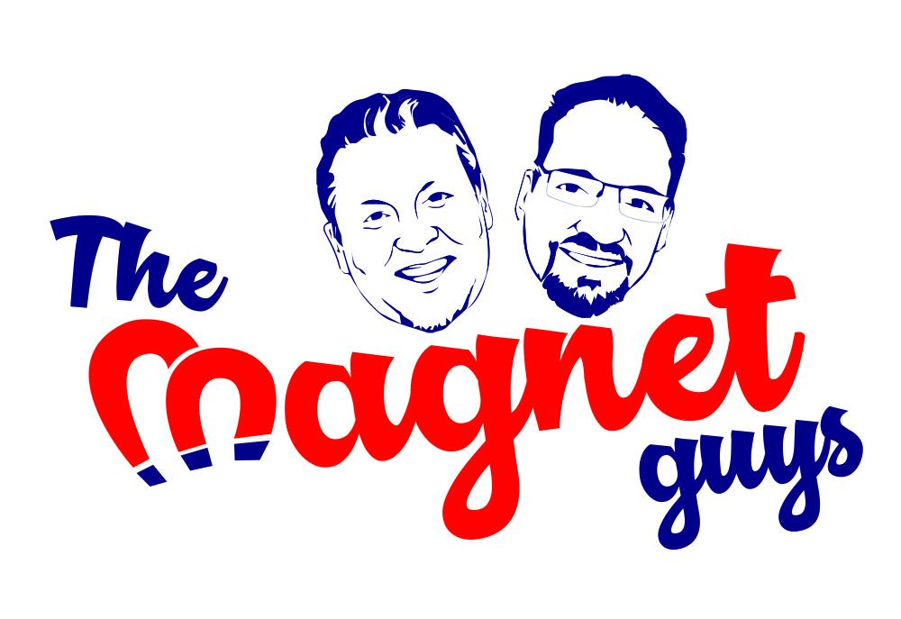 Logo of The Magnet Guys