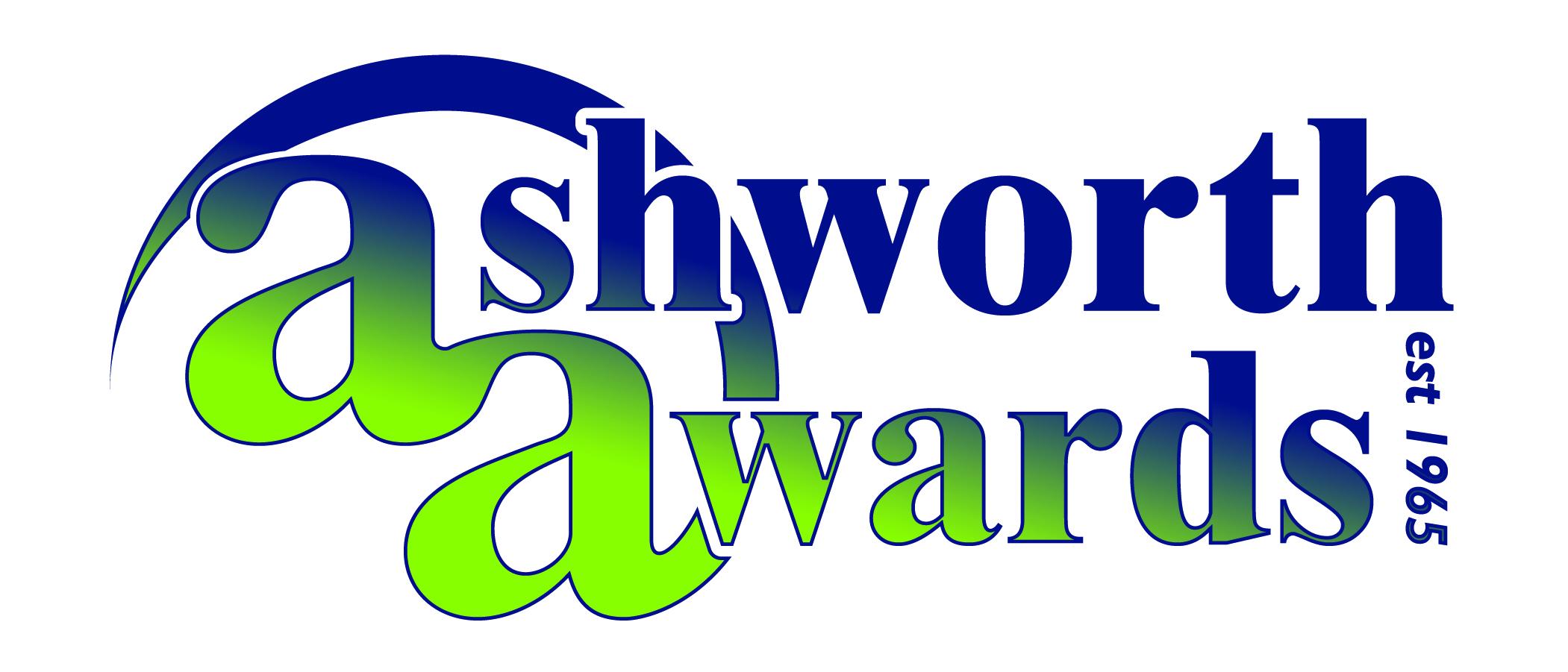 Logo of Ashworth Awards