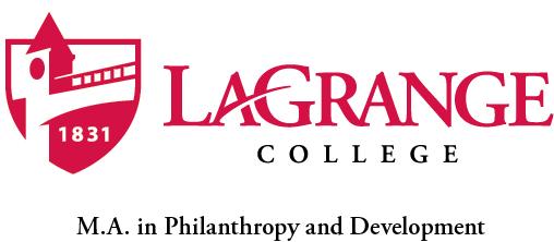 Logo of LaGrange College, Master's Degree in Philanthropy