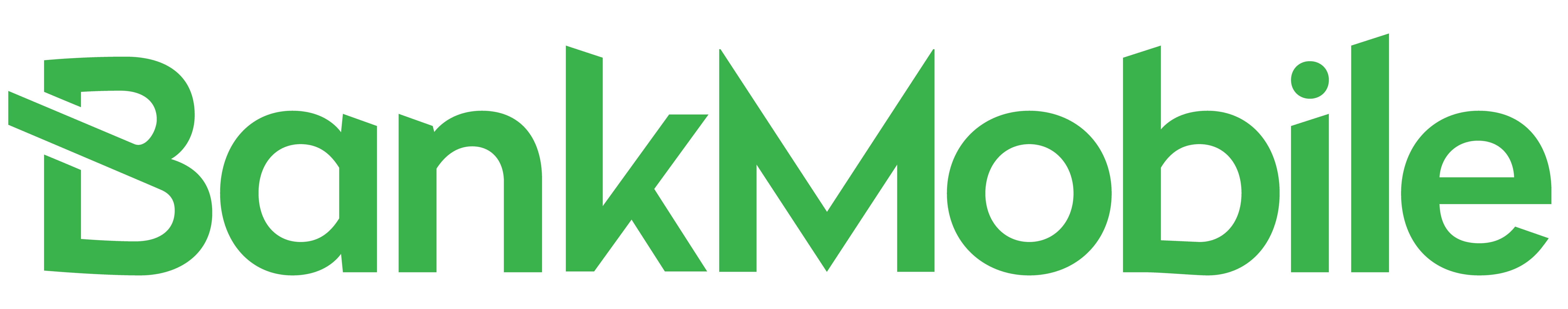 Logo of BankMobile
