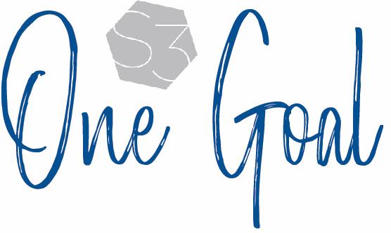 Logo of S3 One Goal