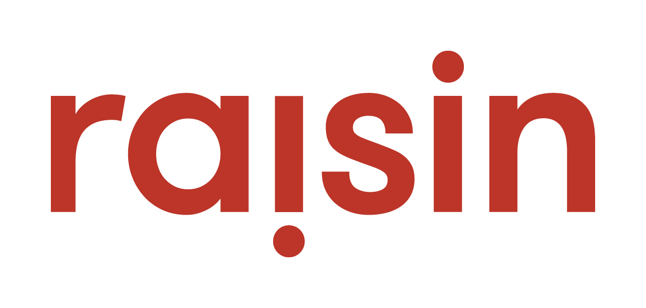 Logo of A.K.A. raisin
