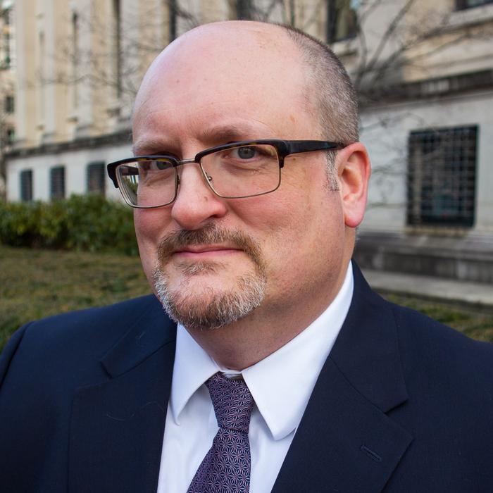 Photo of John Hicks