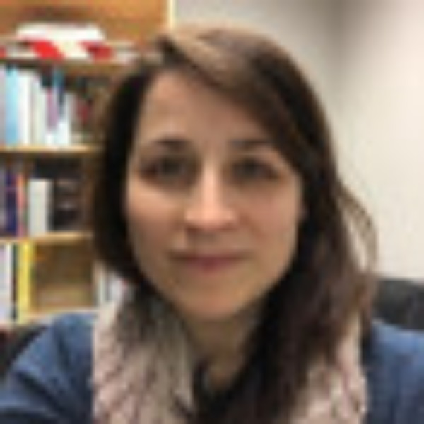 Photo of Mica Bevington