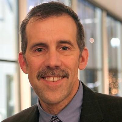 Photo of John Huebler