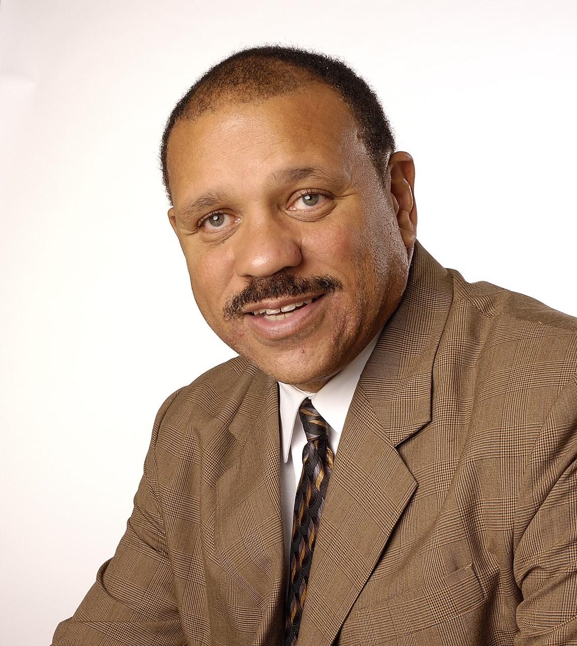 Photo of Alphonce J. Brown